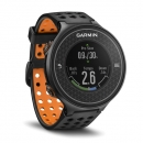 Garmin Approach S6 GPS Golf Golf Uhr - schwarz/orange