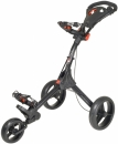 Big Max IQ Leightweight Push Trolley schwarz