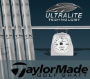 Taylor Made Ultralight Technologie Schaft für Eisen R/S